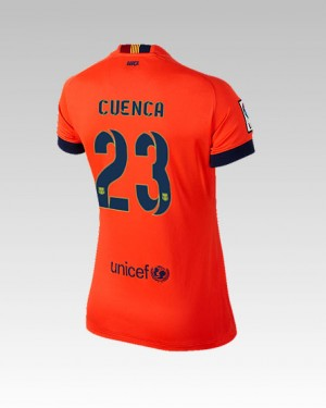 Camiseta del Bartra Barcelona Primera 2014/2015