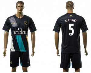 Camiseta nueva del Arsenal 5# Away