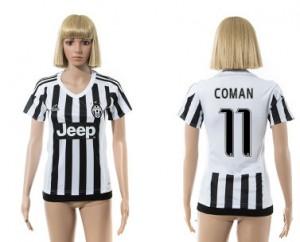 Mujer Camiseta del 11 Juventus 2015/2016