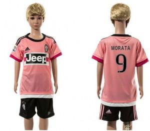 Niños Camiseta del 9 Juventus 2015/2016