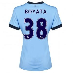 Camiseta nueva Manchester City J.Navas Primera 2014/2015