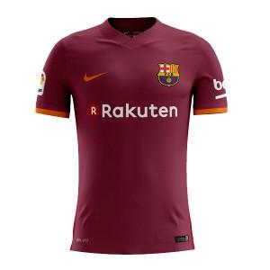 Camiseta nueva del FC Barcelona 2017-18 Segunda