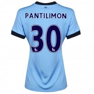 Camiseta del Guidetti Manchester City Segunda 2014/2015