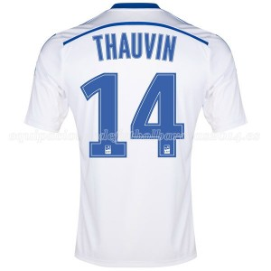 Camiseta nueva Marseille Thauvin Primera 2014/2015