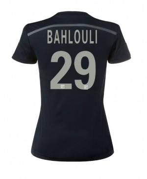 Camiseta Marseille Lemina Segunda 2014/2015