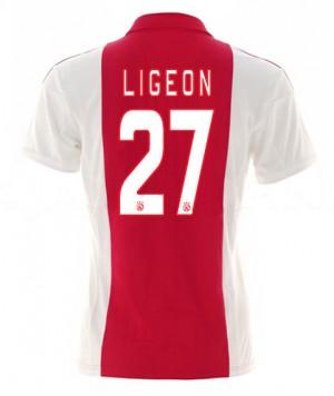 Camiseta nueva Tottenham Hotspur Assou Ekotto Primera 14/15