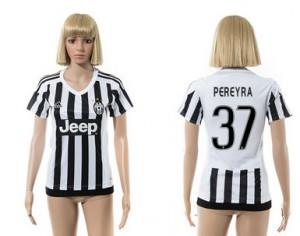 Camiseta de Juventus 2015/2016 37 Mujer
