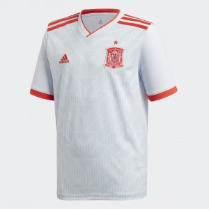 Camiseta SPAIN Away 2018 Juventud