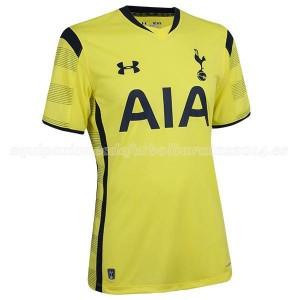 Camiseta del Tottenham.Hotspur Tercera 2014/2015