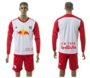 Camiseta del Red Bulls Manga Larga 2015/2016