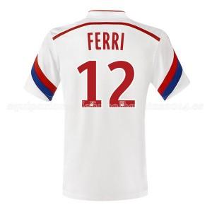 Camiseta nueva Lyon Ferri Primera 2014/2015