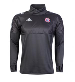 Camiseta Bayern Munich Entrenamiento Mangas largas 2017/2018