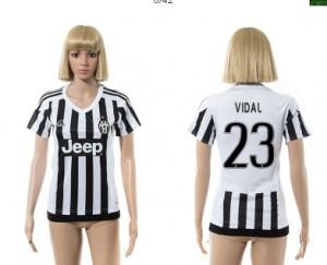 Camiseta nueva Juventus Mujer 23 2015/2016
