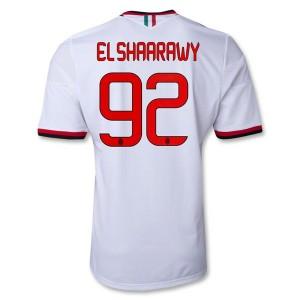 Camiseta nueva AC Milan El Shaarawy Equipacion Segunda 2013/2014