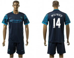 Camiseta de Manchester City Away 14#