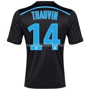Camiseta del Thauvin Marseille Tercera 2014/2015