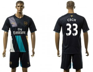 Camiseta del 33# Arsenal Away