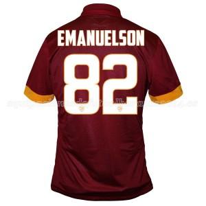 Camiseta nueva del AS Roma 2014/2015 Equipacion Emanuelson Primera
