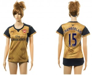 Camiseta de Arsenal Away 15#