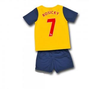 Camiseta nueva Real Madrid Nino Sergio Ramos Primera 14/15