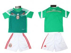 Camiseta Mexico 2015/2016 Niños