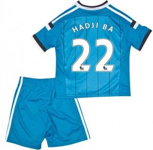 Camiseta Borussia Dortmund Kehl Segunda 14/15
