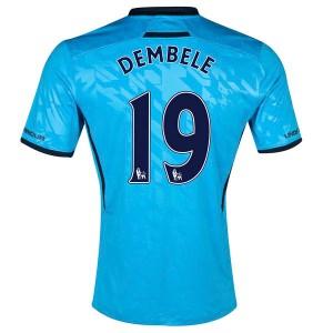 Camiseta del Dembele Tottenham Hotspur Segunda 2013/2014