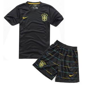 Camiseta nueva del Brasil de la Seleccion WC2014 Nino Tercera