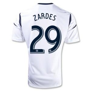 Camiseta del Zardes Los Angeles Galaxy Primera 2013/2014