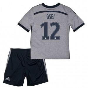 Camiseta nueva Borussia Dortmund Sarr Segunda 14/15