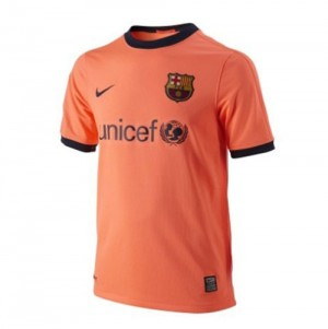 Camiseta nueva Barcelona Tailandia Segunda 2009/2010