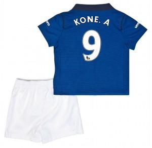 Camiseta nueva Newcastle United Sissoko Segunda 2013/2014