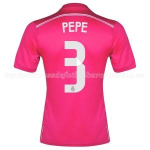 Camiseta de Real Madrid 2014/2015 Segunda Pepe Equipacion