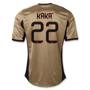 Camiseta del Kaka AC Milan Tercera Equipacion 2013/2014