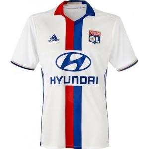 Camiseta del Lyon 2016-2017