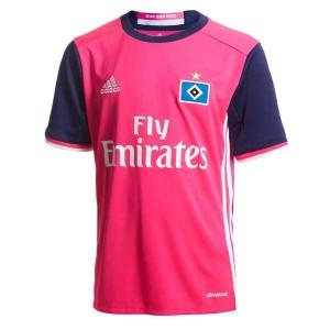 Camiseta nueva del Hamburger SV 2016/2017 Equipacion Segunda
