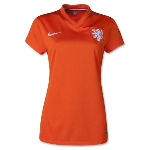 Camiseta Holanda de la Seleccion Primera 2014