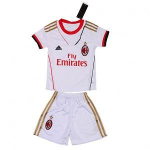 Nino Camiseta del AC Milan Segunda Equipacion 2013/2014