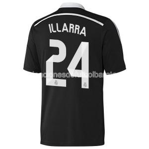 Camiseta nueva Real Madrid Illarra Equipacion Tercera 2014/2015