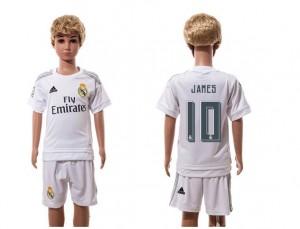Camiseta nueva Real Madrid Niños 10 Home 2015/2016