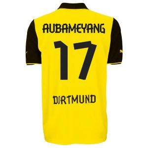 Camiseta Borussia Dortmund Aubameyang Primera 2013/2014