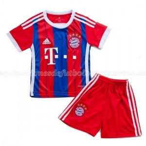 Nino Camiseta del Bayern Munich Primera Equipacion 2014/2015