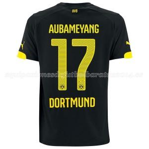 Camiseta del Aubameyang Borussia Dortmund Segunda 14/15