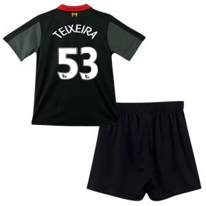 Camiseta del Alcaraz Everton 3a 2014-2015