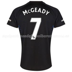Camiseta nueva del Everton 2014-2015 McGeady 2a