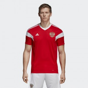 Camiseta nueva RUSSIA REPLICA Home 2018