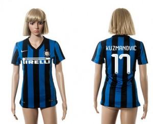 Camiseta nueva Inter Milan Mujer 17 2015/2016