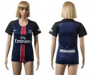 Camiseta nueva del Paris st germain 2015/2016 1# Mujer