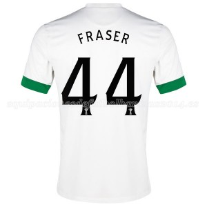 Camiseta nueva Celtic Fraser Equipacion Tercera 2014/2015
