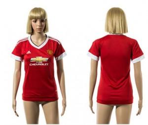 Camiseta Manchester United 2015/2016 Mujer
